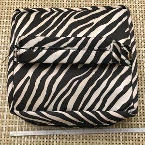 Mini travel jewelry/makeup case